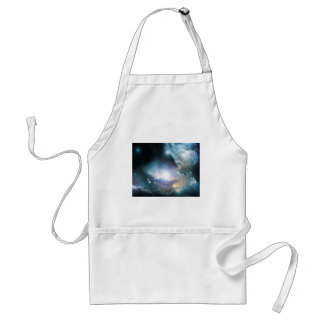 Beginning Of The Universe Adult Apron