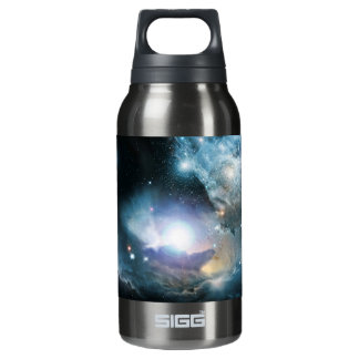 Beginning Of The Universe Insulated Water Bottle