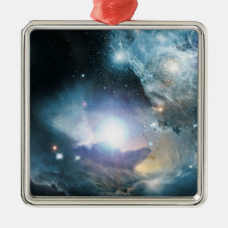 Beginning Of The Universe Christmas Ornaments