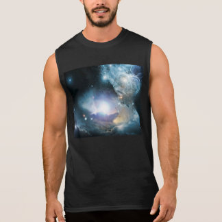 Beginning Of The Universe Sleeveless Shirt