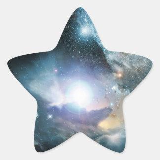 Beginning Of The Universe Star Sticker