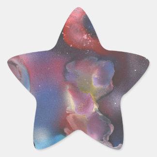 Beginnings Star Sticker