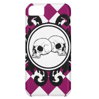 Begird Ivory (Red-Violet) iPhone 5S Case