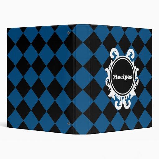 Begird la carpeta (azul) del ébano