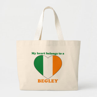 Begley Tote Bags
