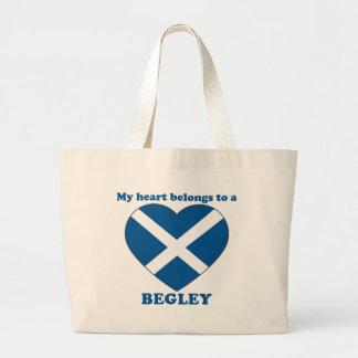 Begley Tote Bag