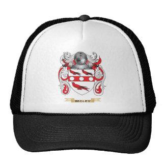 Begley Coat of Arms (Family Crest) Trucker Hats