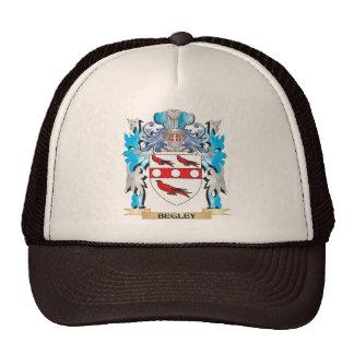 Begley Coat of Arms Mesh Hat
