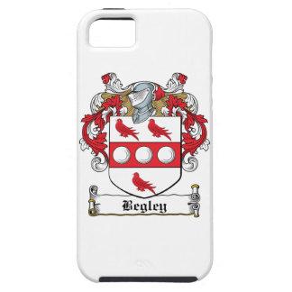 Begley Family Crest iPhone 5 Case