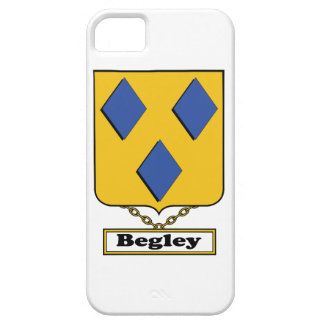 Begley Family Crest iPhone 5 Cover