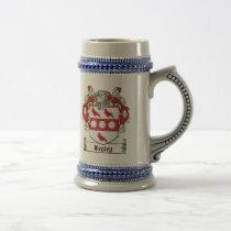 Begley Family Crest Mug