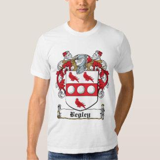 Begley Family Crest T-shirt