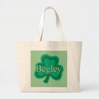 Begley Family Jumbo Tote Bag