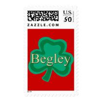 Begley Family US Postage