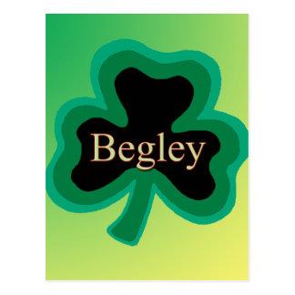 Begley Irish Post Cards