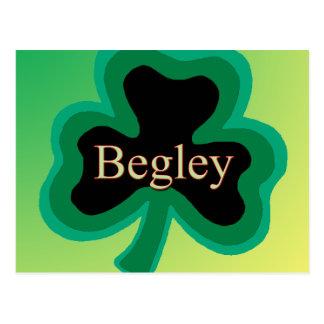Begley Irish Postcard
