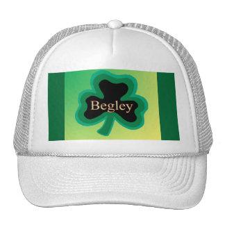 Begley Irish Trucker Hat