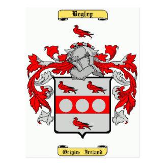 begley post cards