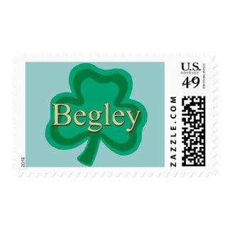 Begley US Stamp