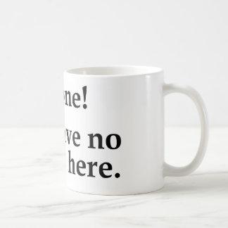Begone! Mug