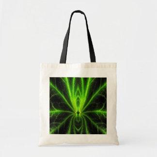 Begonia Leaf Abstract Tote Bag