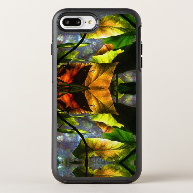 Begonia Leaf Otterbox iPhone 8/7 Plus Case