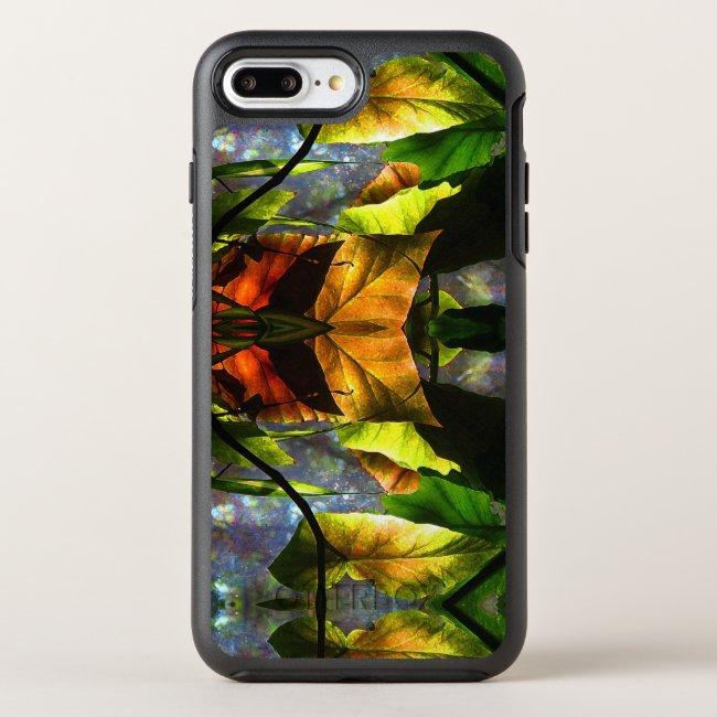 Begonia Leaf Otterbox iPhone 8/7 Plus Case