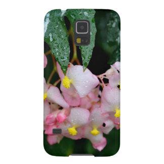 Begonias del Ángel-Ala Funda Para Galaxy S5