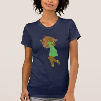 Begonias del escarlata camisetas