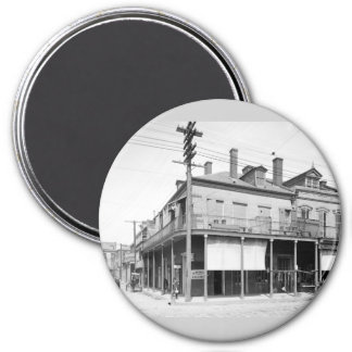 Begue's Exchange, New Orleans: 1900 Magnet