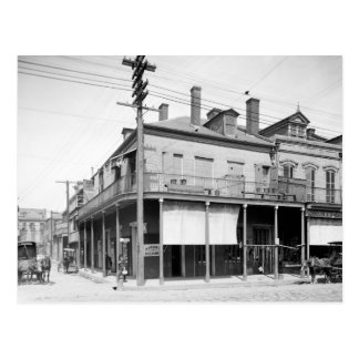 Begue's Exchange, New Orleans: 1900 Post Cards