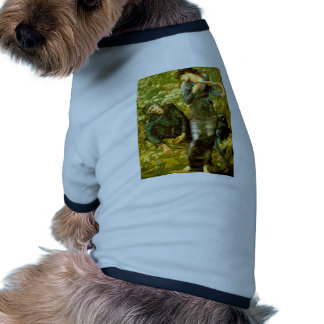 Beguiling of Merlin ~ Burne-Jones 1874 Painting Pet Tee