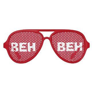 Beh Aviator Sunglasses