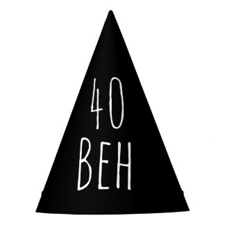 Beh Party Hat