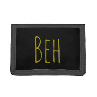 Beh Trifold Wallets