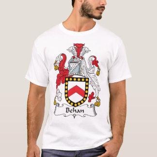 Behan Family Crest T-Shirt