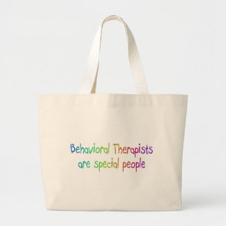 Behavioral Therapists Are Special People Tote Bag