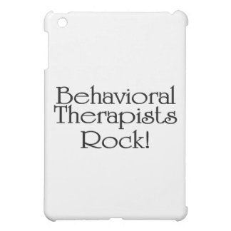 Behavioral Therapists Rock Cover For The iPad Mini