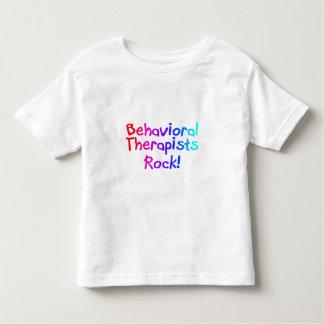Behavioral Therapists Rock Toddler T-shirt