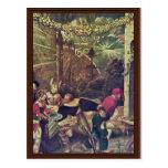 Beheading Of John The Baptist By Deutsch Niklaus M Postcards