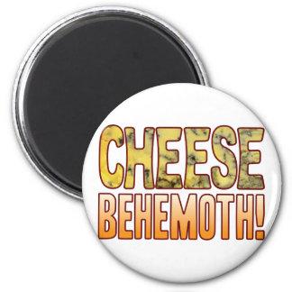 Behemoth Blue Cheese Magnet