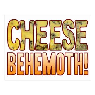 Behemoth Blue Cheese Postcard