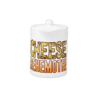Behemoth Blue Cheese Teapot