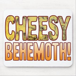 Behemoth Blue Cheesy Mouse Pad