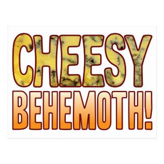 Behemoth Blue Cheesy Postcard