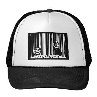Behind Bars Trucker Hat