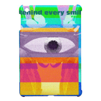 Behind every smile case for the iPad mini