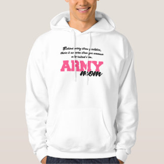 Behind Every Strong Soldier 3 Sweatshirt
