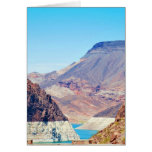 """""""Behind Hoover Dam"""" collection Card"""