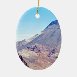"""Behind Hoover Dam"" collection Ceramic Ornament"